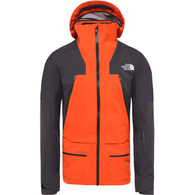 The North Face Purist Jacket Herre Papaya Orange/Weathered Black